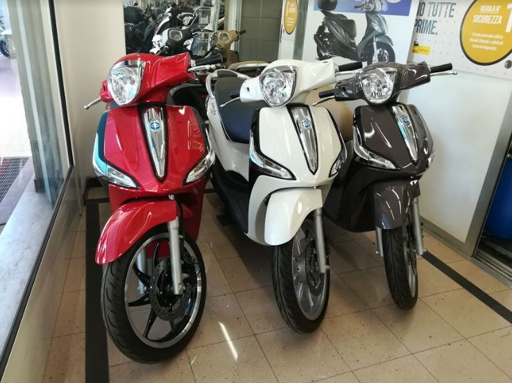 Offerte e Vendita Moto Scooter VESPA, GILERA, KYMCO nuovo ed usato Ventimiglia (Imperia)