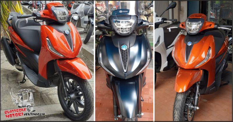 quattrone motori offerta piaggio new beverly 300 - occasione scooter piaggio 400 imperia