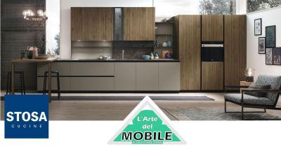 l arte del mobile quartu rivenditore autorizzato stosa cucine componibili moderne
