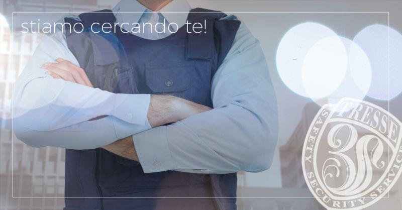 TRESSE SRL - offerta lavoro operatori addetti sicurezza buttafuori rimini gradara