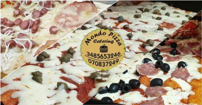 offerta pizza maxi teglia famiglia 8 ingredienti a scelta
