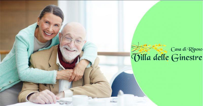CASA DI RIPOSO VILLA DELLE GINESTRE -  offerta residenza per anziani e disabili autosufficienti e non