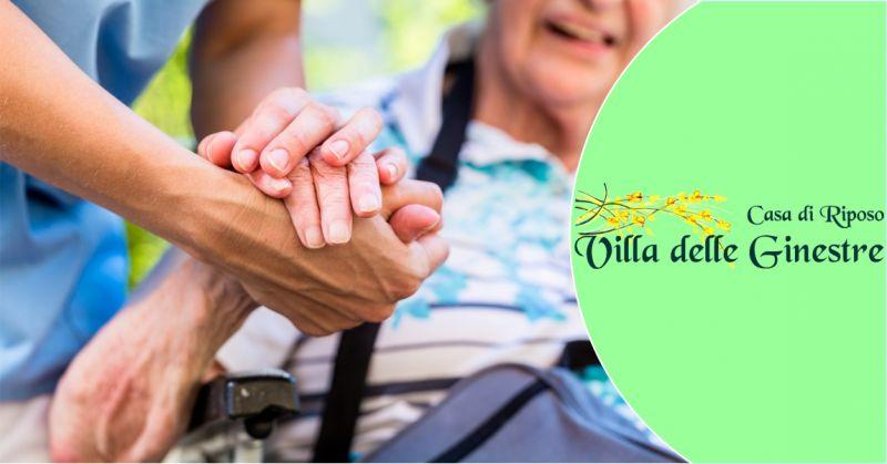 CASA DI RIPOSO VILLA DELLE GINESTRE - offerta cura e riabilitazione malati di Alzheimer e Parkinson