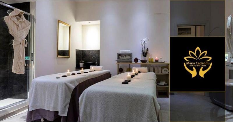 Beauty&Wellness a Oristano - offerta centro benessere percorso spa e fanghi curativi Rasul