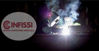 centro carpenteria metallica narbolia offerta cancelli ferro battuto infissi alluminio pvc