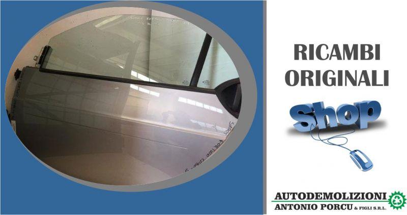 ANTONIO PORCU E FIGLI - offerta Porta anteriore sinistra usata originale Smart Fortwo Cabrio