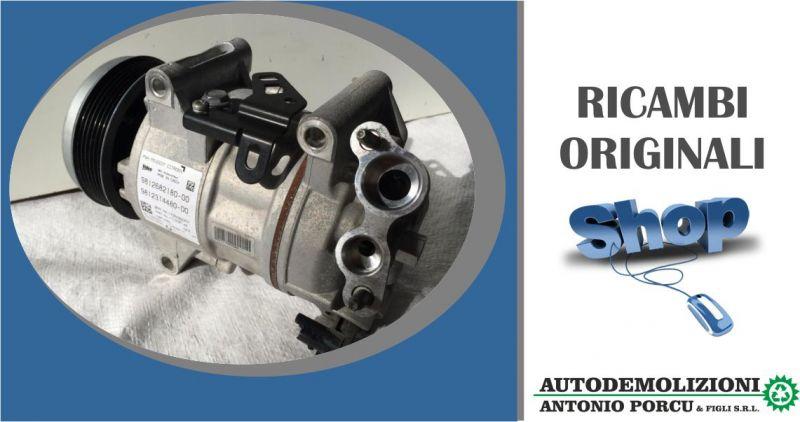 ANTONIO PORCU E FIGLI - offerta compressore AC usato originale Peugeot 3008 puretech turbo
