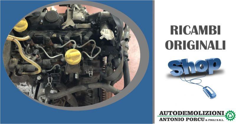 ANTONIO PORCU E FIGLI - offerta motore usato Renault Megane 3a serie 1.5 DCI