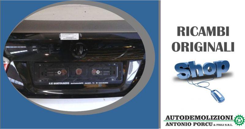 ANTONIO PORCU E FIGLI - offerta Portellone posteriore usato originale Bmw Serie 1 2004