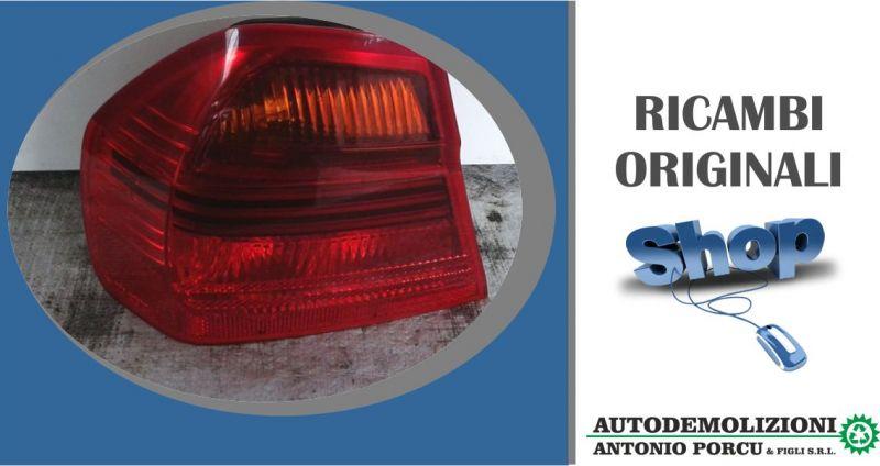 ANTONIO PORCU E FIGLI - offerta fanale posteriore sinistro usato originale BMW Serie 3