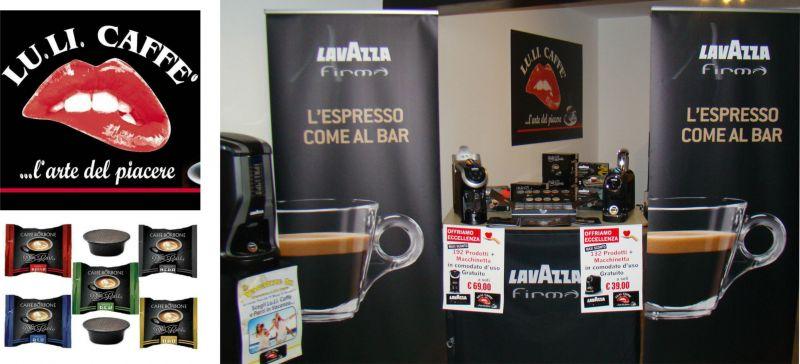 OFFERTA CAFFE' IN CIALDE, CAPSULE ANCONA - OCCASIONE CIALDE CAFFE' ORIGINALI COMPATIBILI ANCONA