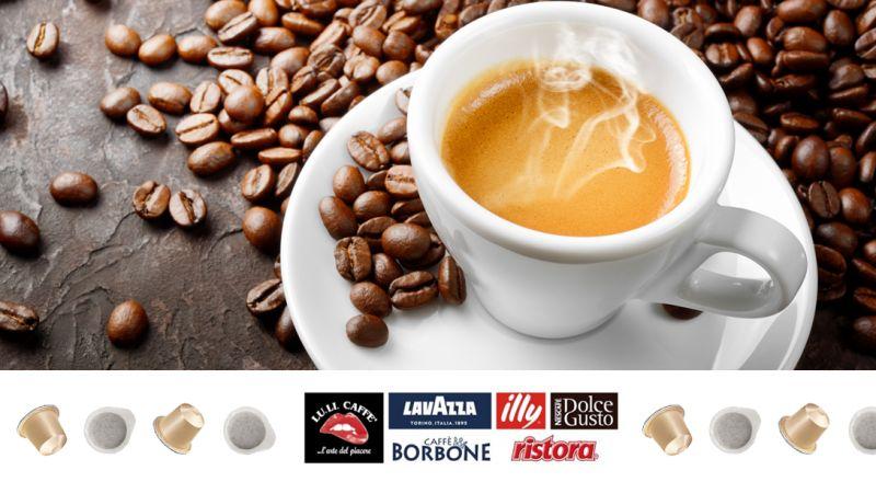 Offerta Vendita Caffe in Cialde Ancona - Offerta  Vendita Caffe in Capsule Ancona