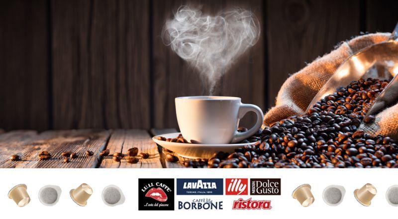 Offerta Vendita Caffè in Capsule Rovigo - Occasione  Vendita Caffè in Cialde Rovigo
