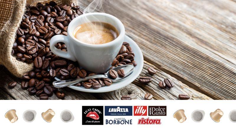 Offerta Vendita Caffe in Cialde Bari - Offerta Vendita Caffè in Capsule Bari