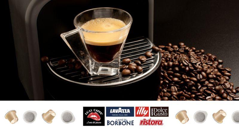 Offerta Vendita Caffe in Cialde Gioia del Colle - Offerta Vendita Caffè in Capsule Gioia del Colle