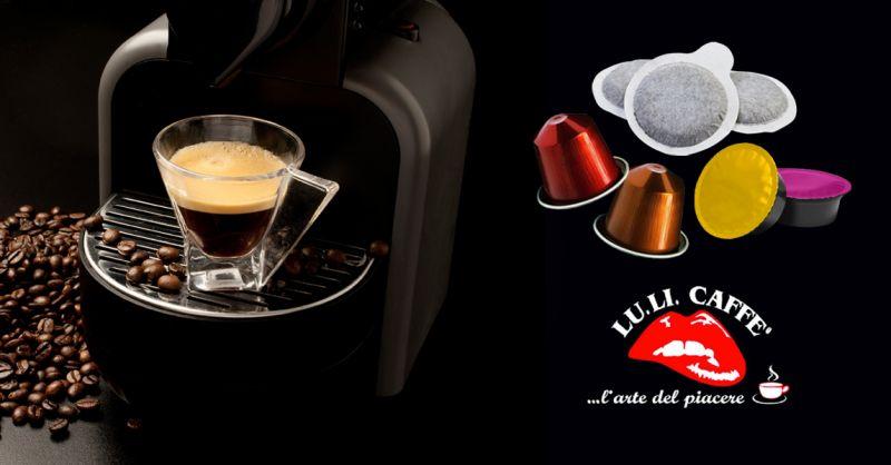 Offerta Macchina da Caffè Comodato D'uso Gratuito Ancona -  Occasione Caffe in calde e capsule Ancona