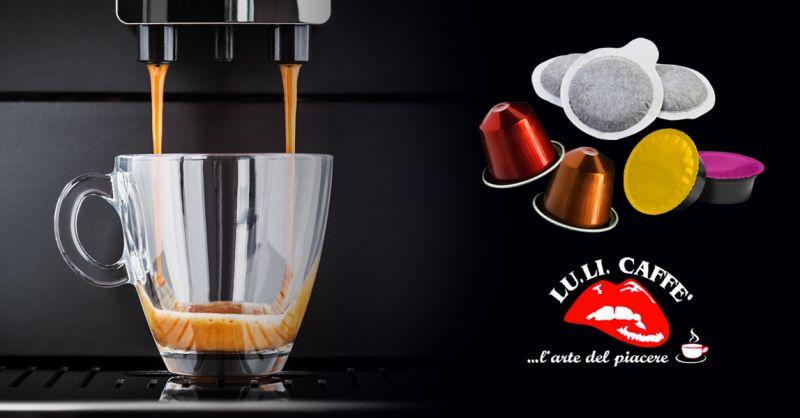 Offerta Macchina da Caffè Comodato D'uso Gratuito Senigallia -  Occasione Caffe in calde e capsule Senigallia
