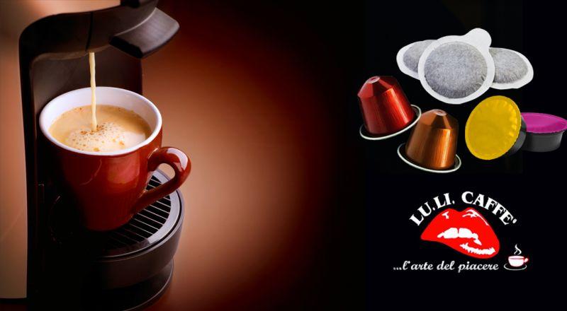 Offerta Macchina da Caffè Comodato D'uso Gratuito Bari -  Occasione Caffe in calde e capsule Bari