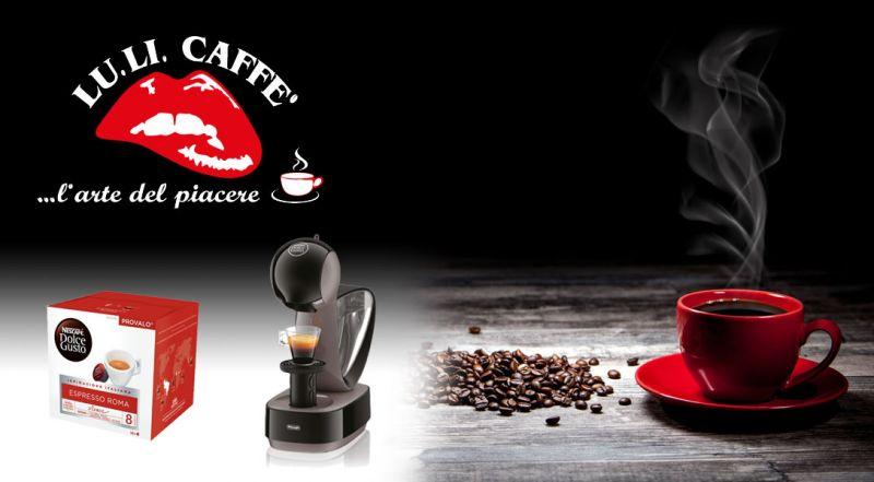 offerta macchina da caffe in cialde e capsule ancona - occasione macchine da caffe comodato uso casa ufficio ancona