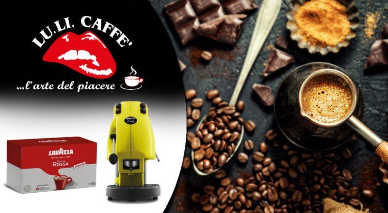 offerta macchine da caffè a cialde e capsule falconara marittima - occasione macchine da caffe comodato uso casa e ufficio falconara marittima