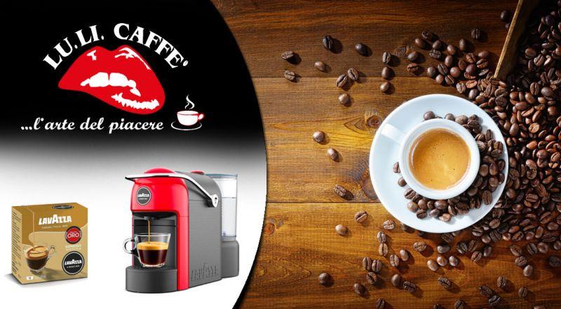 offerta machina da caffe in cialde e capsule macerata - occasione macchine da caffe comodato uso ufficio casa macerata