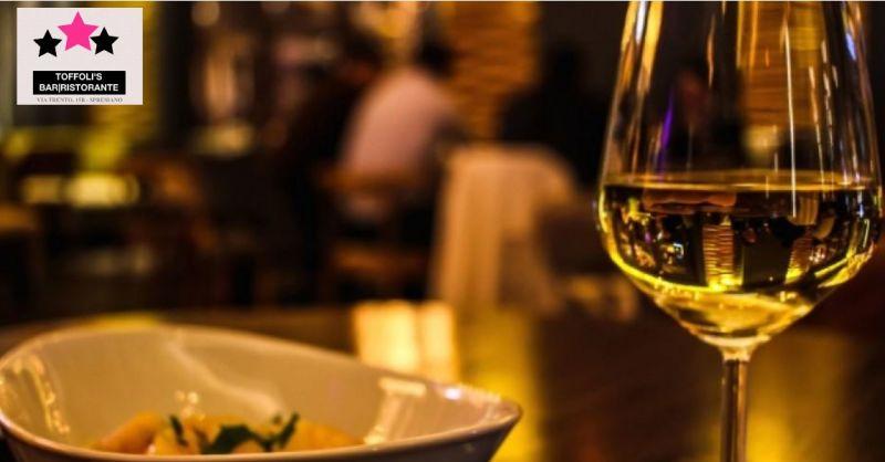 Toffolis occasione organizzazione serate - offerta ristorante cene a tema Treviso