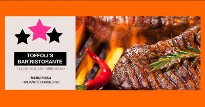 toffoli s offerta ristorante brasiliano treviso occasione ristorante picanha treviso