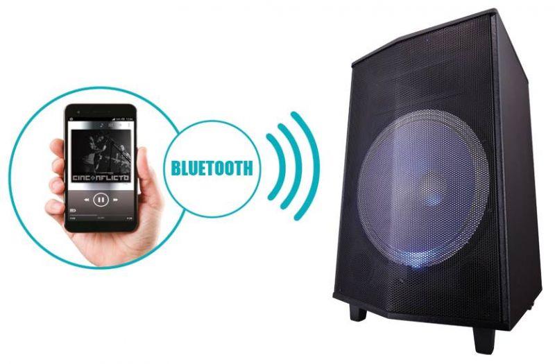 Offerta impianto audio portatile taranto - offerta casse acustiche senza fili taranto