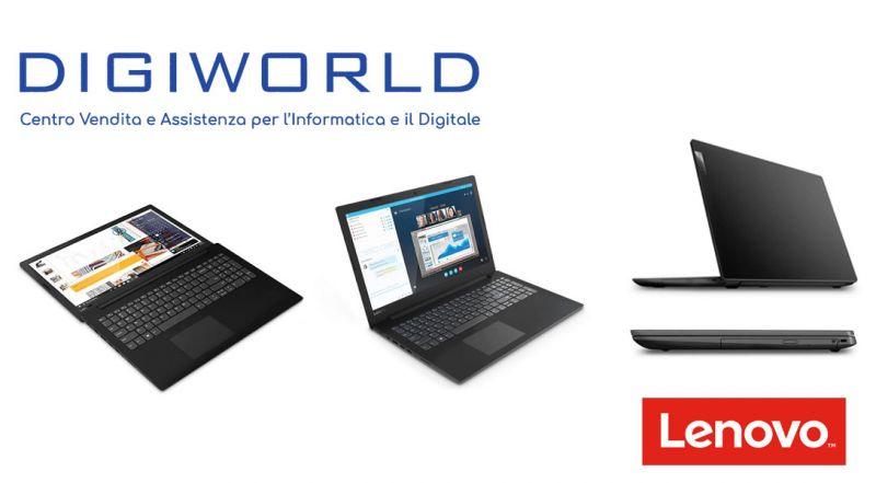 Digiworld Offerta Notebook Lenovo Crispiano – Promozione Notebook aziendali Crispiano