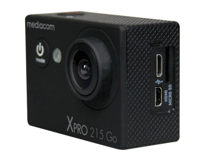 OFFERTA WEBCAM SPORT CAM XPRO 215 GO HD Wi-Fi TARANTO