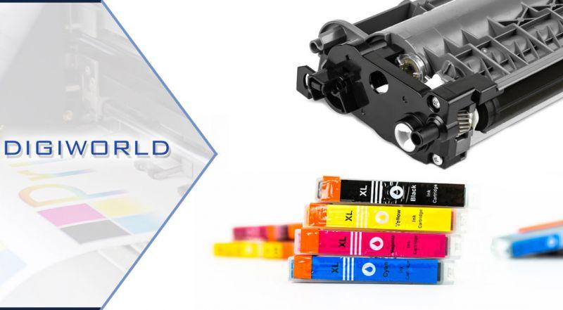 Digiworld – offerta cartucce e toner originali per stampanti – promozione cartucce e toner compatibili