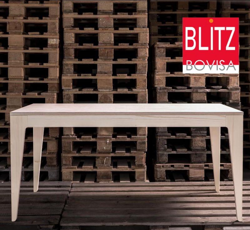 BLITZ BOVISA offerta tavoli mandi collection desko 190 - promozione libreria collezione mandi f