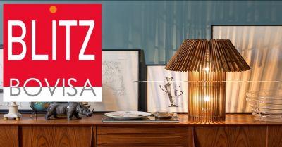 blitz bovisa offerta vendita skitsch woodtable occasione vendita lampade da tavola