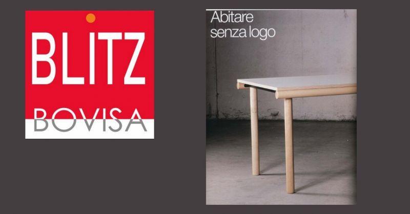 Blitz Bovisa offerta Tavolo Muji di Enzo Mari - occasione vendita oggetti design usati