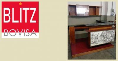 blitz bovisa offerta vendita bar modernariato anni 50 occasione vendita arredamenti usato