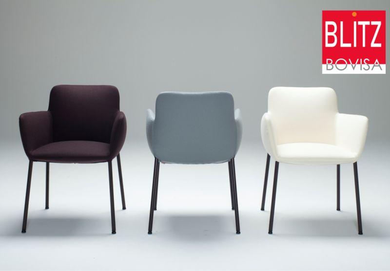 BLITZ BOVISA offerta amalfi di mama design - promozione poltroncine di design kvadrat divina