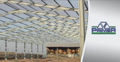 primer siligo realizzazione strutture metalliche per uso industriale zootecnico agricolo
