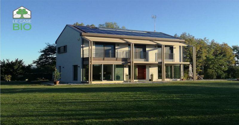 Le Case Bio offerta costruzioni in legno Susegana - occasione strutture in legno ecosostenibili