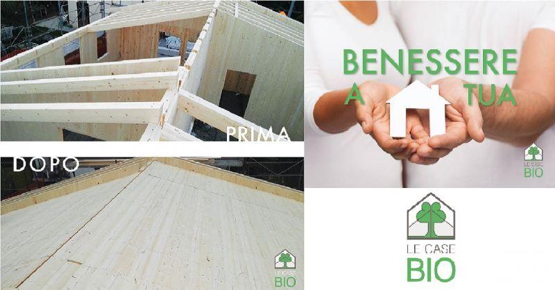 Le Case Bio- ristrutturazione edifici in legno - occasione rifacimento case-Treviso