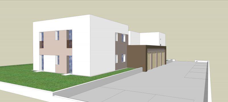 classe A3 - casa moderna -casa ecologica -bioedilizia - treviso