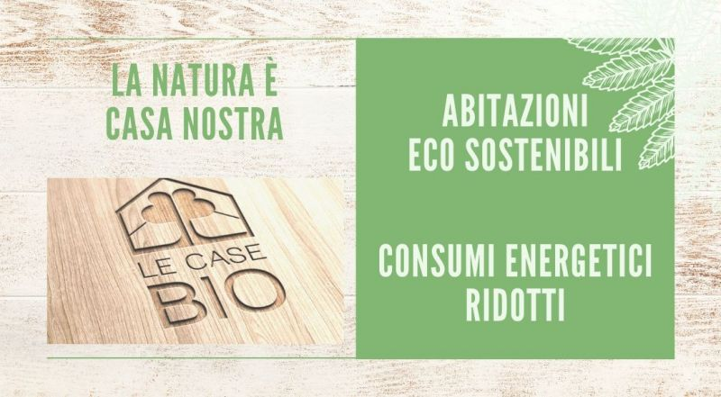 Vendita abitazioni ecosostenibili in legno a Treviso - Occasione abitazioni a basso consumo energetico a Treviso