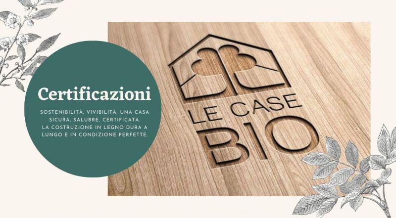 Occasione case in legno ecosostenibili a Treviso – vendita case i legno con alti livelli di certificazione a Treviso