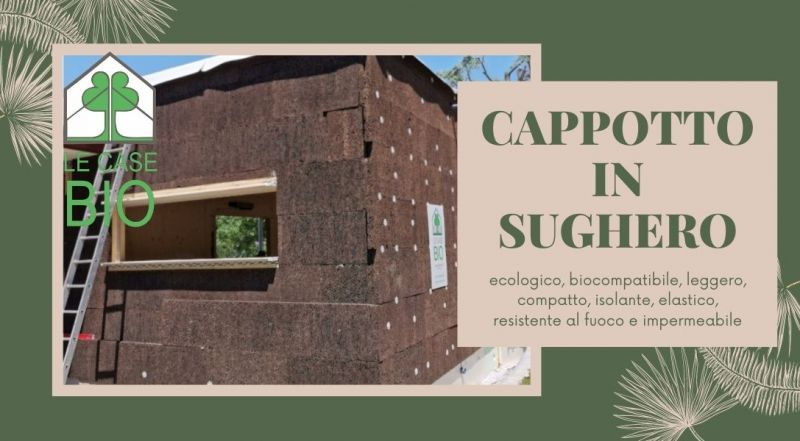 Vendita per la tua casa cappotti in sughero ecologici a Treviso – Offerta progetta la tua casa ecosostenibile a Treviso