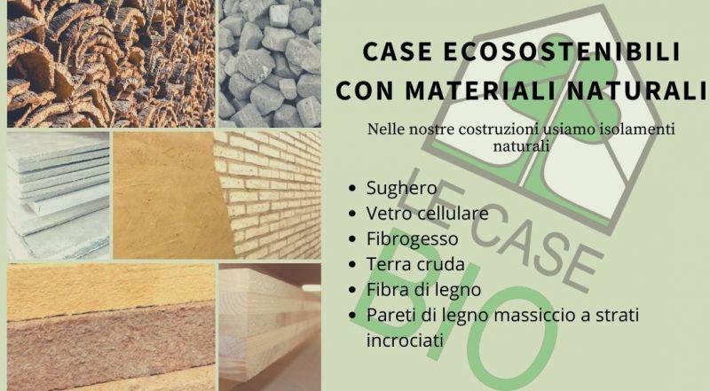 Occasione case biologiche costruite con materiali naturali a Treviso – Offerta progettazione e costruzione di case ECOSOSTENIBILI a Treviso