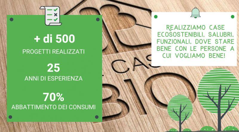 Offerta realizzazione case in legno ecosostenibili a Treviso – Occasione costruzione di case a basso consumo energetico a Treviso
