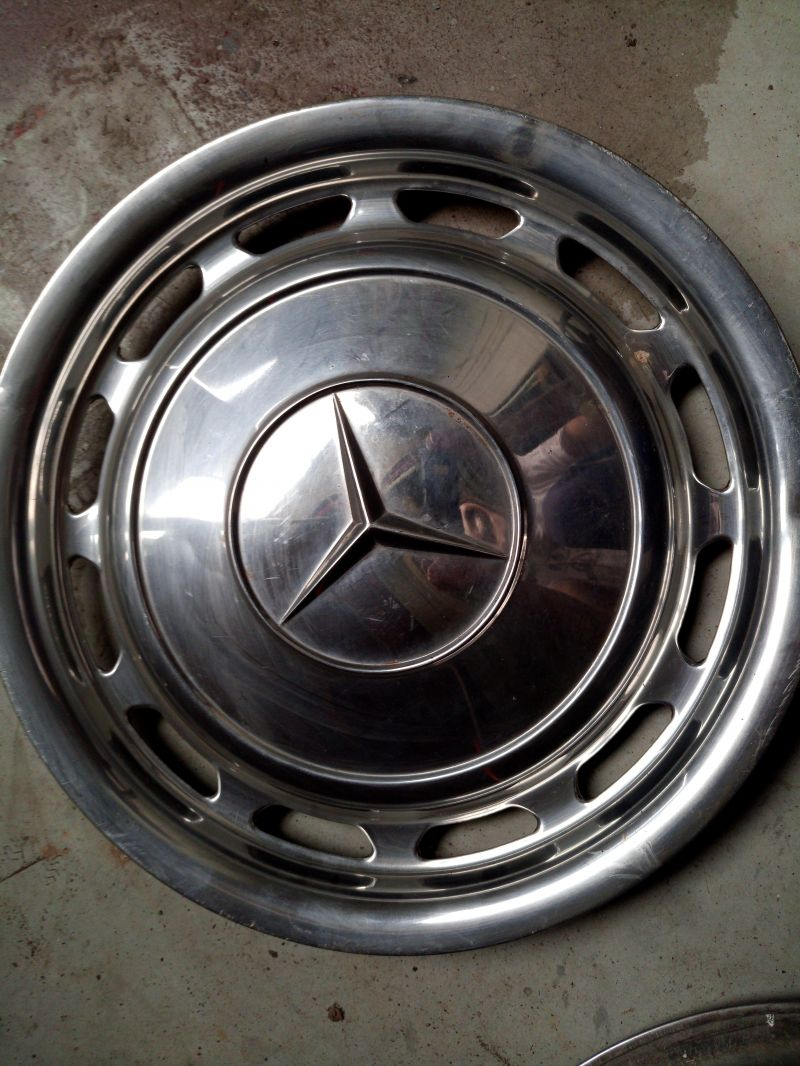 Offerta Copricerchi Mercedes