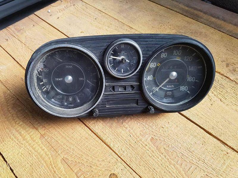Promozione Contachilometri Opel anni 60