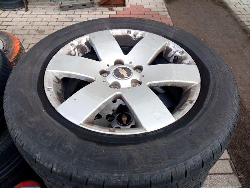 Offerta Cerchi Chevrolet Captiva