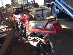 Promozione Pezzi di ricambio Honda CBX 750 F