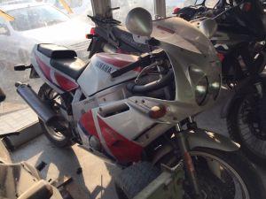 Promozione Pezzi di ricambio Yamaha FZR